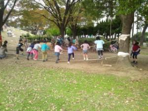 プレーパーク わんぱく広場 @ 行徳南部公園 | 市川市 | 千葉県 | 日本