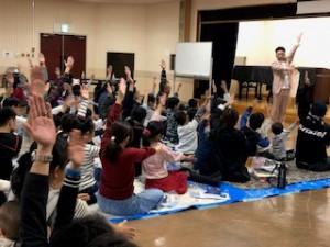 もんちゃんマジック教室